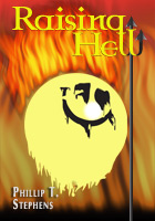 Raising Hell the Novel cover